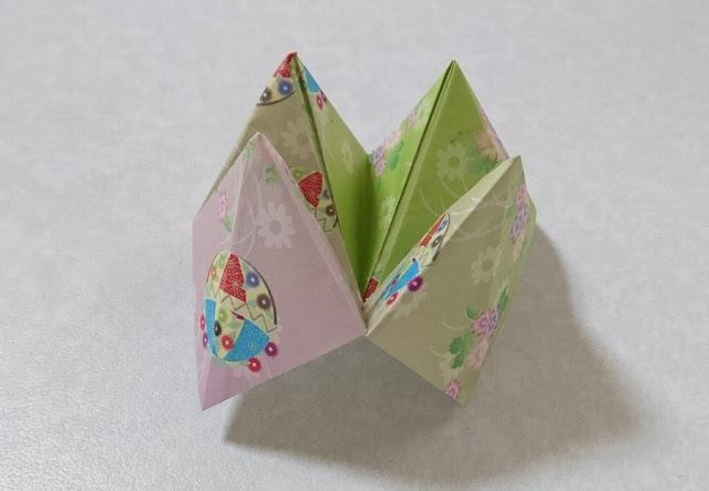 折り紙_パックンチョ?