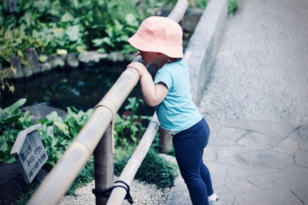 1歳4〜5ヶ月のまとめ: 突発罹患、ほんのりトイトレなど
