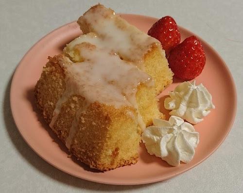 手作り_シロさん家のケーキ